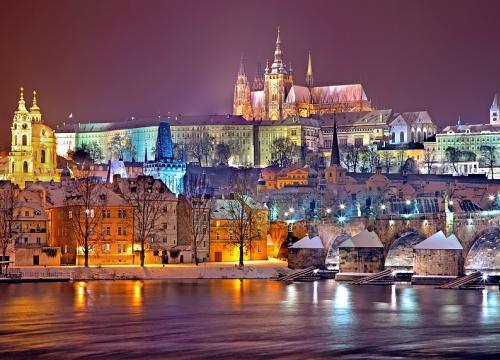 Praga,Czechy